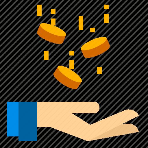 loan, saving icon