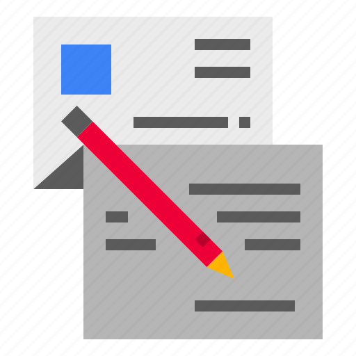 agreement, contract, sign icon
