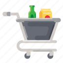 buy, cart, e-commerce, shop, shopping, trolley icon