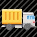 delivery, shipment, transport, transportation, truck