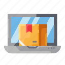 dropshipper, e-commerce, laptop, online shop, shopping