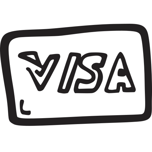 credit card, ecommerce, money, payment, shopping, visa icon