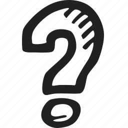 ecommerce, explanation, question, question mark, sign icon