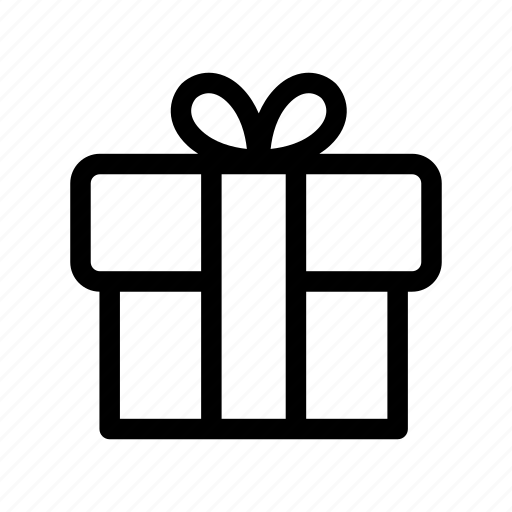 anniversary, birthday, box, gift, gift box, package, present icon