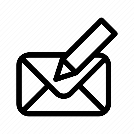 inbox, mail, mailing, mailing list, message, newsletter, subscribe icon