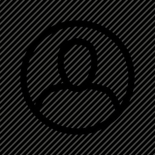 account, avatar, consumer, costumer, person, profile, user icon