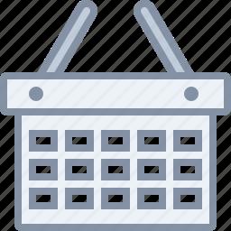 basket, cashout, ecommerce, shopping, store icon