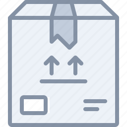 box, delivery, ecommerce, pack, shopping icon