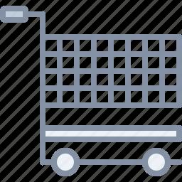 cart, cashout, ecommerce, items, shopping icon