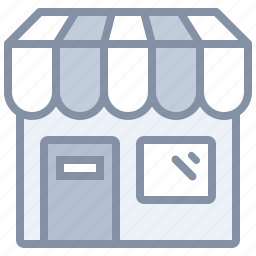 building, construction, ecommerce, shopping, store icon