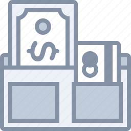 card, ecommerce, money, payment, shopping, wallet icon