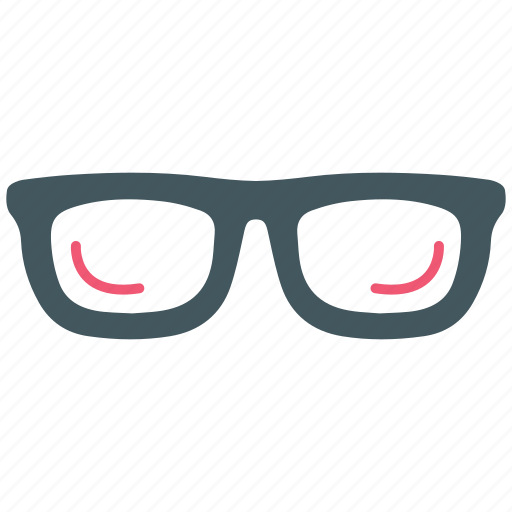 eye, eyeglasses, glass, glasses, view icon