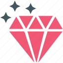 diamond, investment, jewel, welth icon