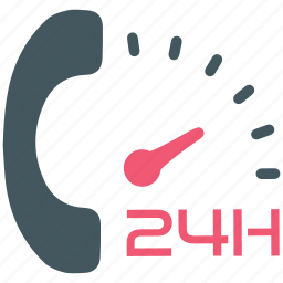 call, help, info, information, phone, service, support icon