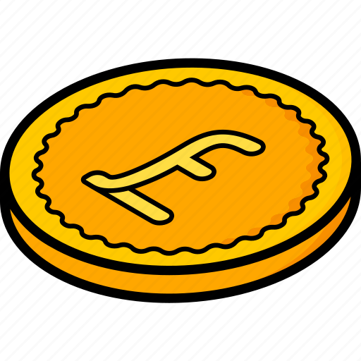coin, commerce, pound, sales, shopping icon