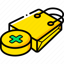 add, bag, commerce, sales, shopping icon