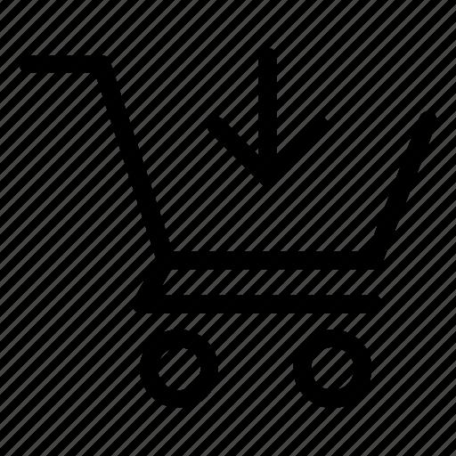 add, buy, cart, ecommerce, shop, shopping icon