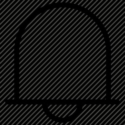 alarm, alert, bell, message, notification icon