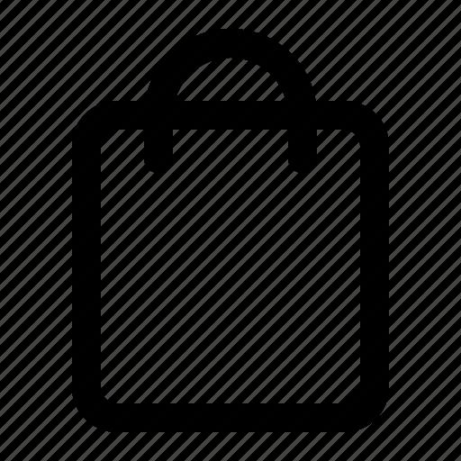 bag, buy, cart, ecommerce, shopping, shoppingbag icon