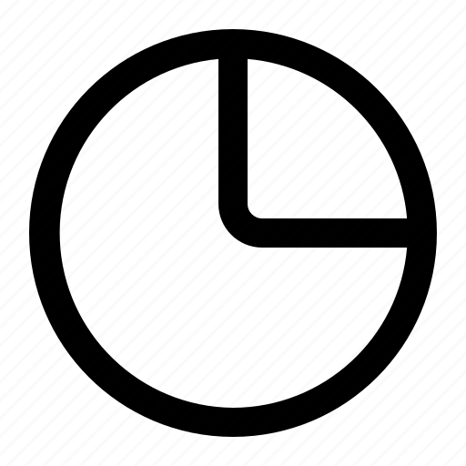 analytics, chart, pie, piechart, statistic icon