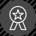 award, medal, prize, winner