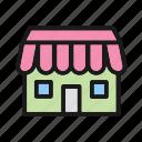 ecommerce, market, shop, shopping