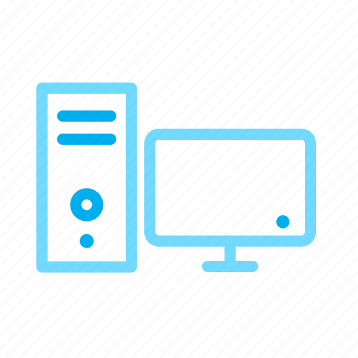 Computer, pc, technology, device icon - Download on Iconfinder