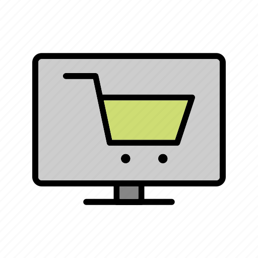 ecommerce, online, shipping, shopping icon