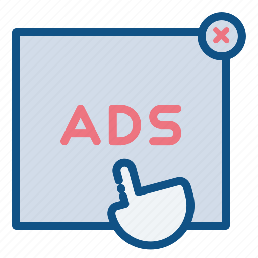 ads, advertising, click, marketing, pay, per, promotion icon