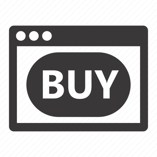 buy, online, purchase icon