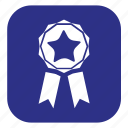 award, certified, reputation, seller, sticker, top, trusted icon