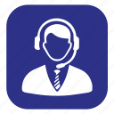 call center, consultant, contact us, customer service, customer support, help, technical support icon