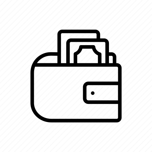 coin, ecommerce, finance, money, wallet icon