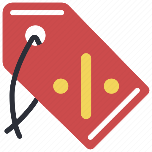 discount, ecommerce, sales, tag icon