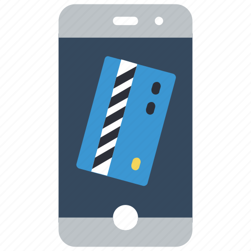 ecommerce, iphone, mobile, money, payment icon