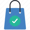 bag, discount, ecommerce, shopping icon