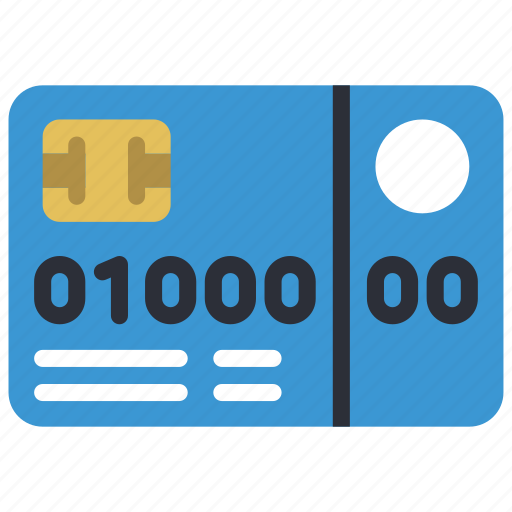 card, credit, ecommerce, front, money, payment icon