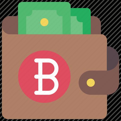 bit, coin, ecommerce, money, wallet icon