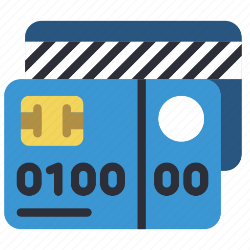 cards, credit, debit, ecommerce, money, payment icon