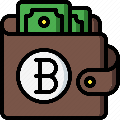 bit, coin, currency, ecommerce, money, payment, wallet icon
