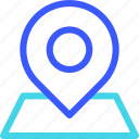 25px, a, iconspace, map icon