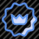 achievement, award, badge, medal, premium