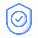 business, payment, protection, secure, security, shield icon