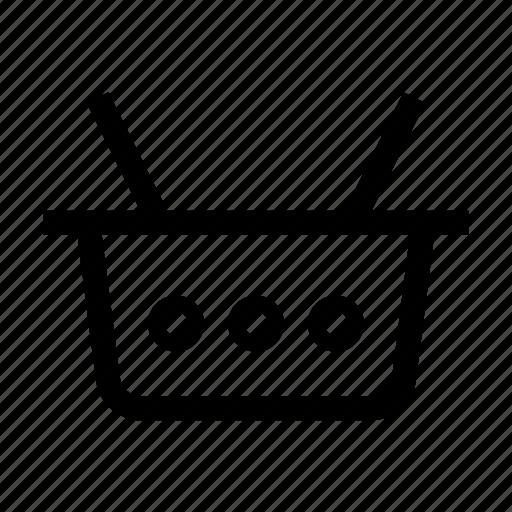 basket, buy, commerce, sale, shop, shopping, store icon