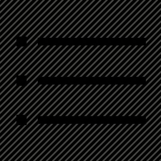 checklist, hamburger, list, menu icon