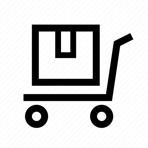 delivery, ecommerce, goods, shipping, transport icon
