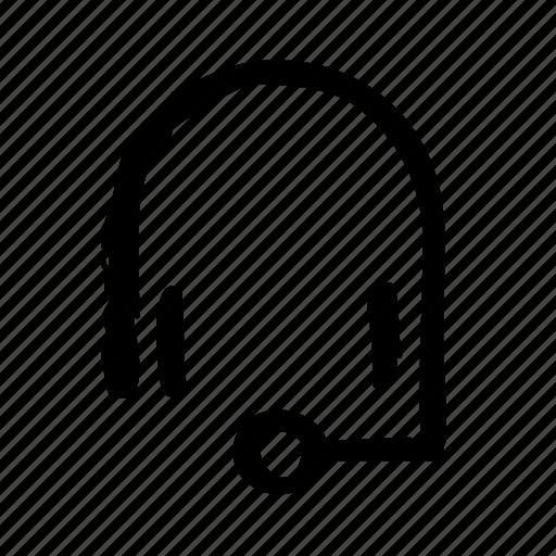buy, ecommerce, headset, market, sale, service, shopping icon