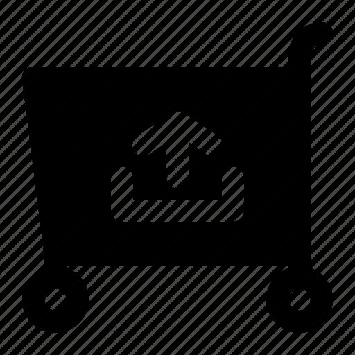 cart, ecommerce, share, shopping icon