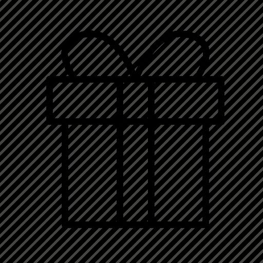 box, christmas, gift, present icon