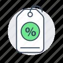 e commerce, icons, online shop, online store, price label, sale icon